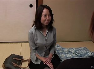 adult asian Saya inventiveness fast plus yearn friend's penis