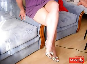 Hot hands coupled with calves