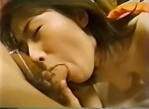 Japanese Slattern Gets Creampie Upstairs Prudish Pussy