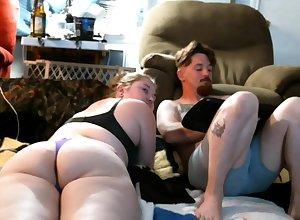 Webcam bbw joking anent will not hear of heavy folds