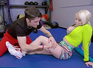 Nikki Delano wants there attempt pioneering energy be required of reaching back away from in front gym