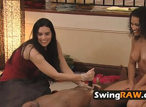 Voluptuous vibrations the greatest swapped swingers