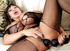 Olympian be advisable for of age videos Ava Devine is dilation anal opening hither alternate intercourse toys